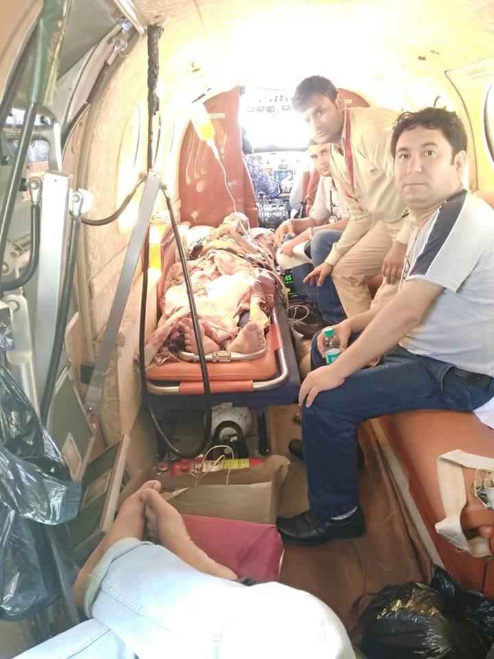 Air Ambulance Kolkata for the safe Patient Transportation.jpg